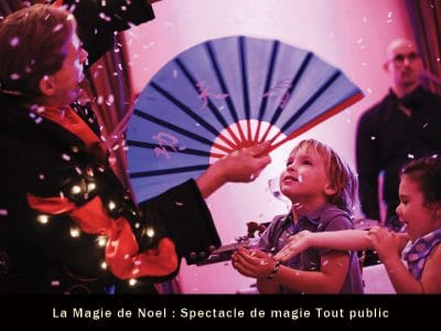 Spectacle enfant arbre de noel