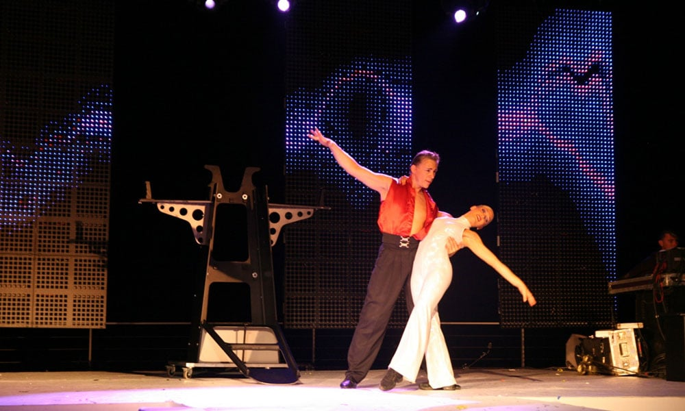 Spectacle de grandes illusions 95